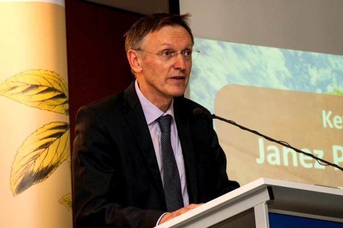 Janez Potočnik, former Commissioner for the Environment, European Commission