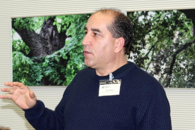 László Potozky, CEO Romanian Environmental Partnership