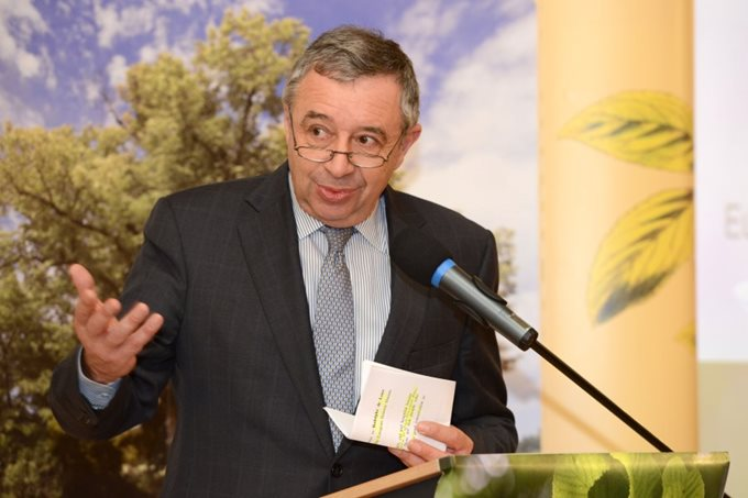 Thierry de l'Escaille, Secretary General of the European Landowners' Organization